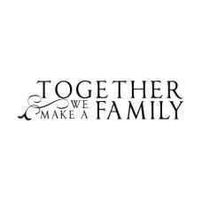 Together We Make...