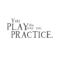 You Play...