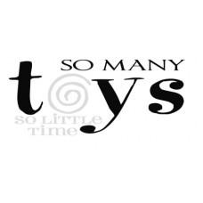 So Many Toys...