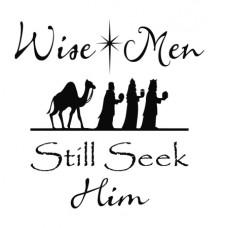 Wise Man...