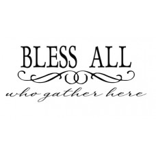 Bless all...