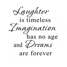 Laughter Is Timeless...