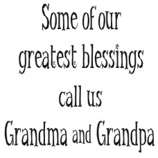 Some Of Our Blessings...