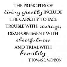 The Principles Of...