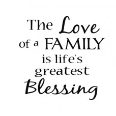 The Love Of A Family...