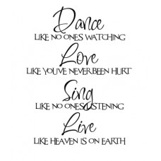 Dance Love Sing...