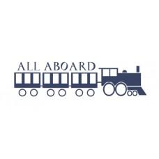 All Aboard...