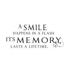 A Smile Happens...