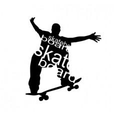 Skateboard...