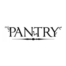 Pantry...