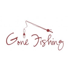 Gone Fishing...