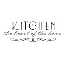 Kitchen Is The Heart...