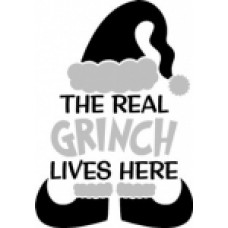 Real Grinch...